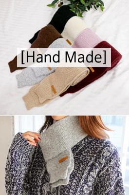 <b>[Hand Made] Basicプレッツェルショール</b>