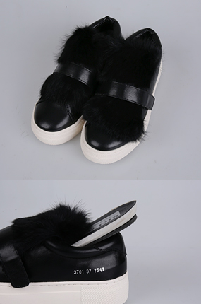 <b>[SAMPLE SALE】ルーラFur Shoes</b>