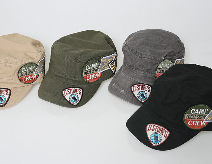 <b>ロデュパッチ軍帽-cap</b>